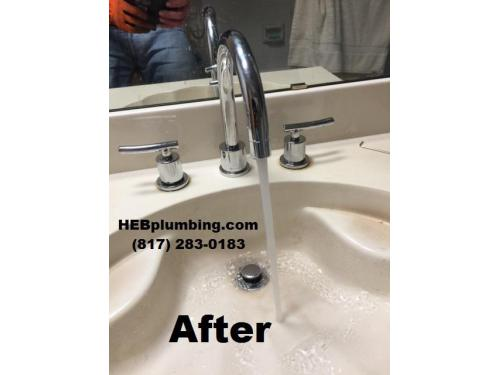 Bathroom Faucet Repair