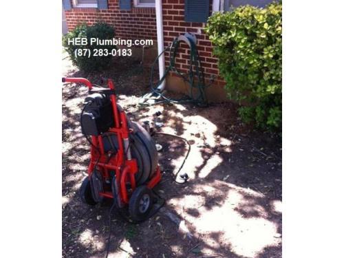 Rooter Plumbing Service