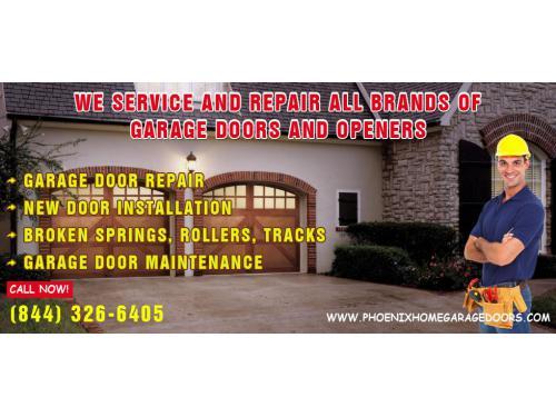 Phoenix Home Garage Doors