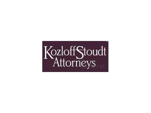 Kozloff  Stoudt  has  experienced attorneys to represent a wide array of law and litigation.
