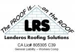 LRS Logo, License #, Insurances