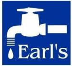 The official logo of Earl's Performance Plumbing.