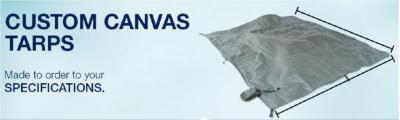 Canvas tarps carries everything from outdoor supplies and tents to camping gear and emergency supplies. CanvasTarps.com are the canvas tarps experts and offer high quality canvas tarps at the lowest price