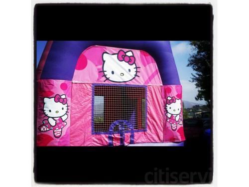 Pretty Kitty Bounce House