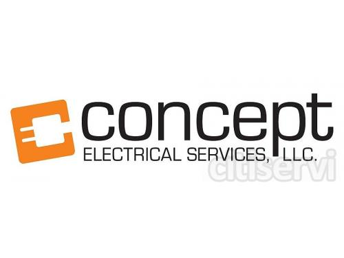 Concept  Electrical Services
