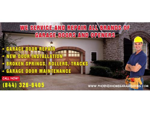 Phoenix Home Garage Doors