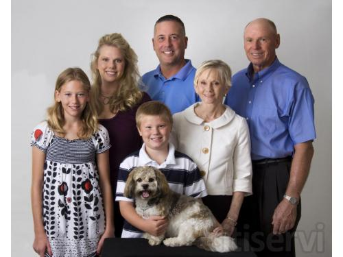 The Jerry Kelly Family