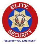 Elite Security Logo