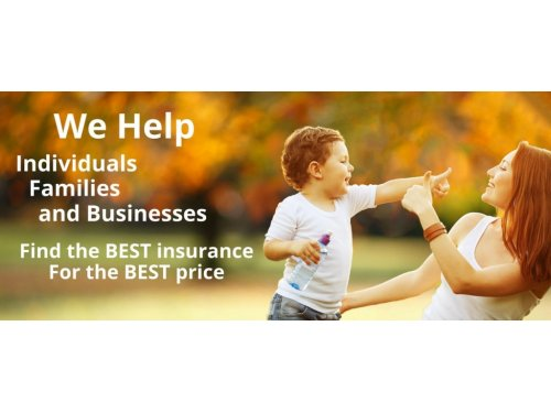 We help you find the best insurance