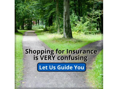 Insurance is confusing, let us guide you