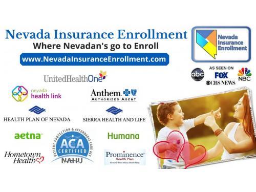 Nevada Insurance Enrollment - Companies We Represent