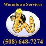 Wormtown Services Logo