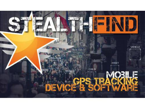 StealthFIND Global GPS Tracking systems