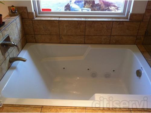 Master Bath Roman-Tub. Keire Project