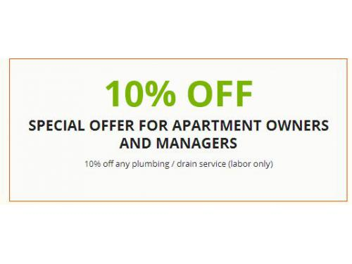 Call Us Now 323-209-3011 and Recieve 10% Discount!