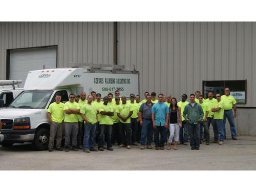 MASS Plumbing/HVAC Contractors in Massachusetts