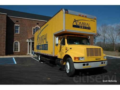 Admiral Truck Montgomery Office Mover