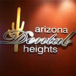 Arizona Dental Heights is a Mesa Dentist is a family dental practice that provides a high-end dental environment without the high-end prices. Our office seeks to know each patient on a personal level.