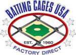 Batting Cages is wrapped into back yard slugger cages, Little League Coaching cages and College & Pro batting cages available in different shapes and sizes.