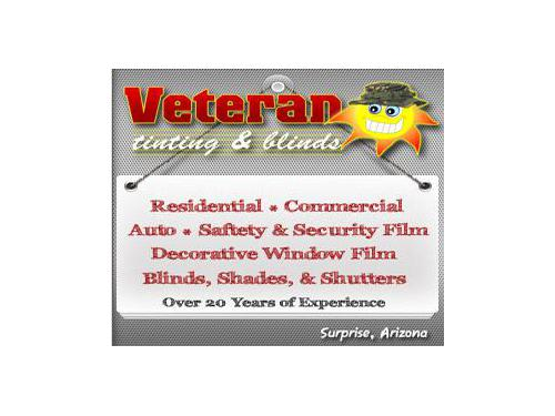 Residential and Commercial Window Film Installation