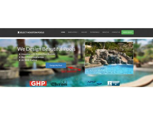 Select Houston Pools of Houston, Texas