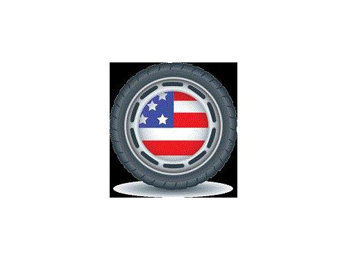 The logo of Good Used Tires Shop