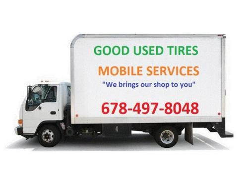 Good Used Tires Shop Picture