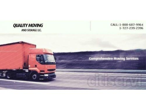 Quality Moving and Storage.Apartment and House Movers - Customer Care comes First!