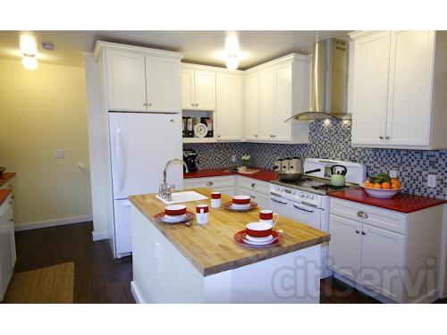 Kitchen Remodel Berkeley 2