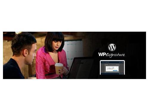 WP E-Signature