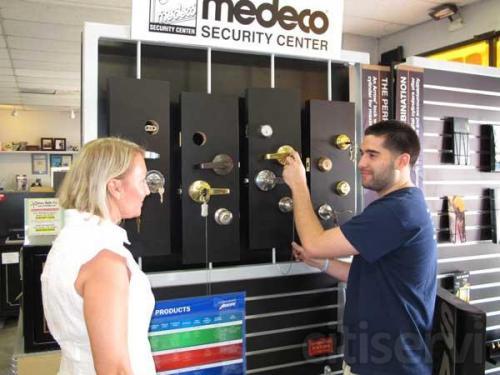 Diego explains Medeco Locks