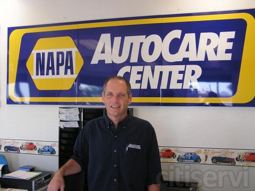Mitch Wilson, Transmission Service Manager at Allstate Transmission and Auto Repair in Phoenix