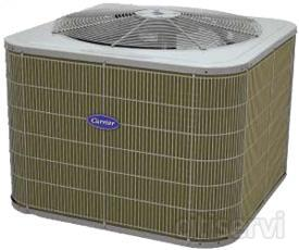 Buy a Carrier heat pump system and receive a 10 year labor warranty for onlt $495.00 regularly $895.00.