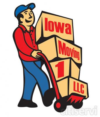 Moving?  Save $20 Off a move with Iowa Moving 1 in the Des Moines or Central Iowa area.