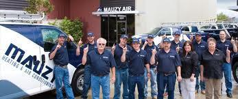 Mauzy Heating & Air offers free on-site estimates for installation of new heating and cooling systems for residential and business customers.
