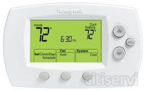 A Honeywell Digital Programmable Thermostat (Model # 4000 or 6000 - $200-$350 value) installed. PLUS a Comprehensive Whole Home Energy Audit (including air leakage testing, insulation inspection, duct leakage testing, HVAC Efficiency testing, Combustion a